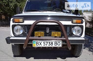 ВАЗ 21213 1996 в Городке