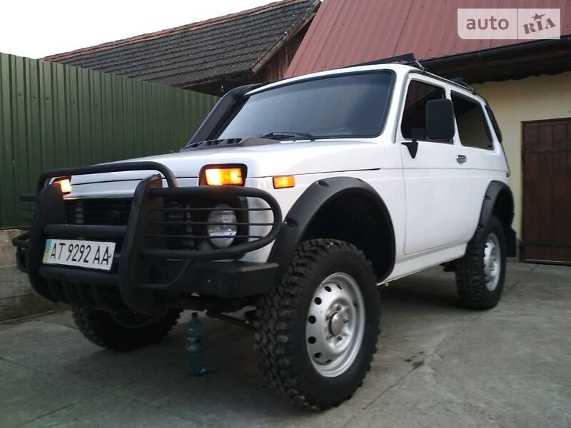 ВАЗ 21213 2005 в Сколе