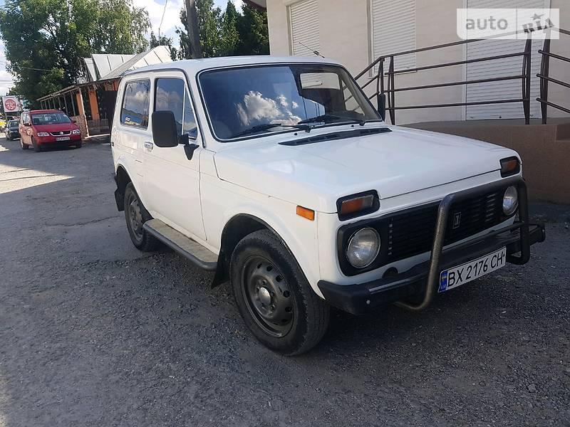 ВАЗ 21213 1998 в Дунаевцах