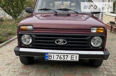 ВАЗ 21213 2002 в Полтаве