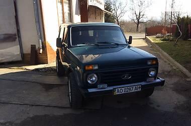 ВАЗ 21213 2004 в Тячеве