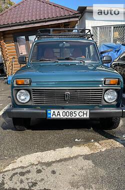 Внедорожник / Кроссовер ВАЗ 21213 2001 в Киеве