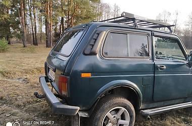 Внедорожник / Кроссовер ВАЗ 21213 1996 в Коростене