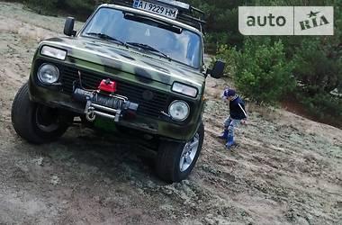 Внедорожник / Кроссовер ВАЗ 21213 1995 в Житомире