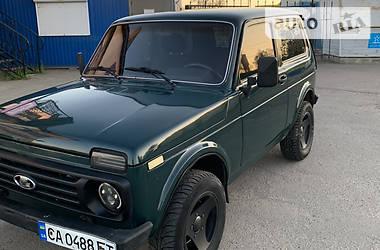 Позашляховик / Кросовер ВАЗ 21213 2002 в Черкасах