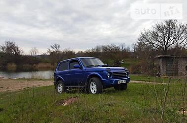 Внедорожник / Кроссовер ВАЗ 21213 2002 в Мариуполе