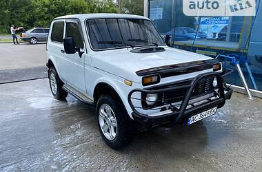 Внедорожник / Кроссовер ВАЗ 21213 2001 в Луцке