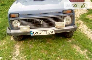 Внедорожник / Кроссовер ВАЗ 21213 2002 в Хмельницком