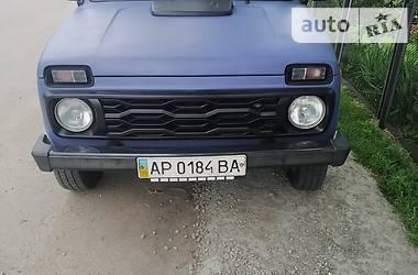 Позашляховик / Кросовер ВАЗ 21213 2005 в Запоріжжі