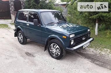 Внедорожник / Кроссовер ВАЗ 21213 2004 в Тернополе