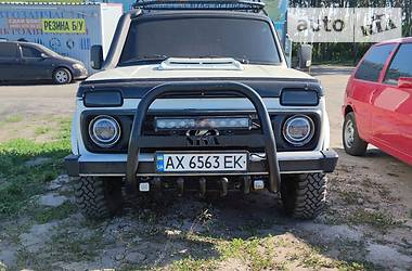 Позашляховик / Кросовер ВАЗ 21213 1995 в Харкові