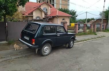Внедорожник / Кроссовер ВАЗ 21213 2001 в Черновцах