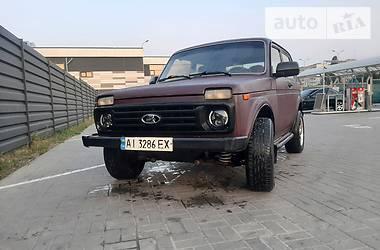 Внедорожник / Кроссовер ВАЗ 21213 2002 в Черкассах