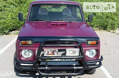 Позашляховик / Кросовер ВАЗ 21213 2003 в Умані