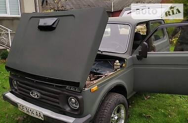 Позашляховик / Кросовер ВАЗ 21213 2004 в Чернівцях