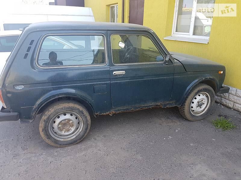 ВАЗ 21214 2002 в Львове