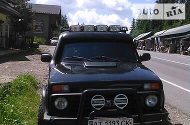 ВАЗ 21214 2006 в Яремче