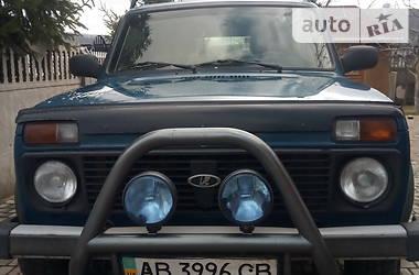ВАЗ 21214 2014 в Бару