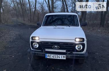 Внедорожник / Кроссовер ВАЗ 21214 2009 в Днепре