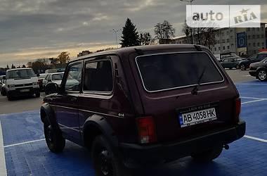 Внедорожник / Кроссовер ВАЗ 21214 2006 в Виннице