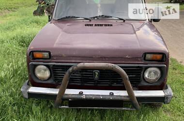 Внедорожник / Кроссовер ВАЗ 21214 2007 в Каменке