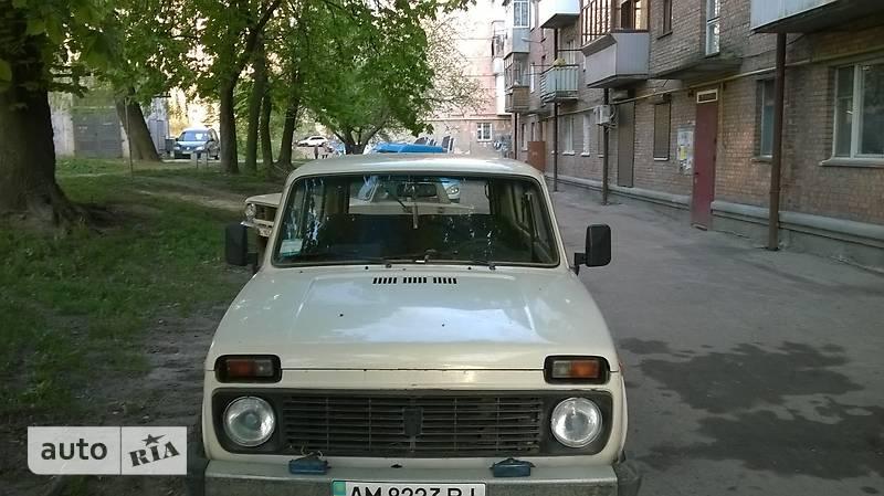 ВАЗ 2121 1993 в Житомире