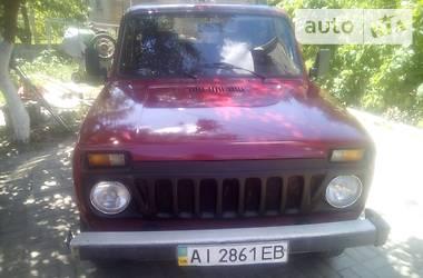 ВАЗ 2121 1992