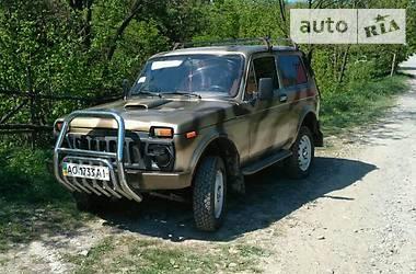 ВАЗ 2121 1990 в Ужгороде