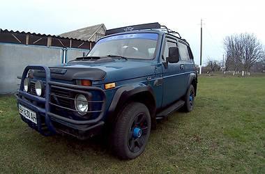 ВАЗ 2121 2000 в Одессе