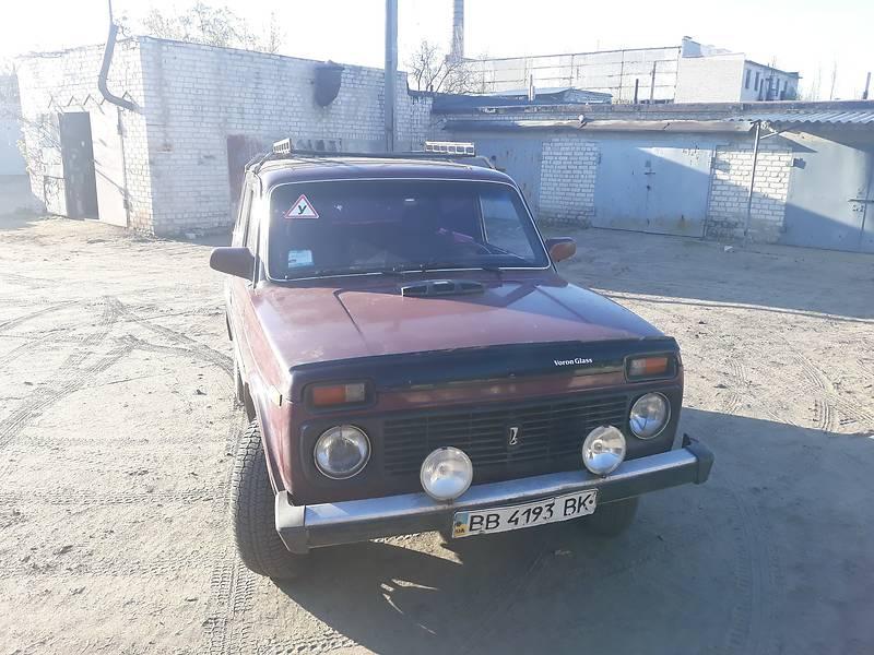 ВАЗ 2121 1993 в Рубежном