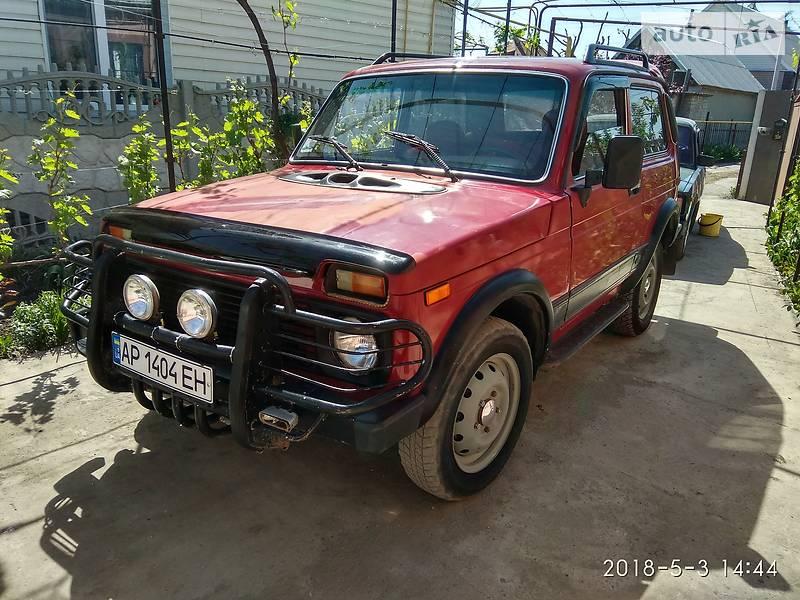 ВАЗ 2121 1979 в Запорожье