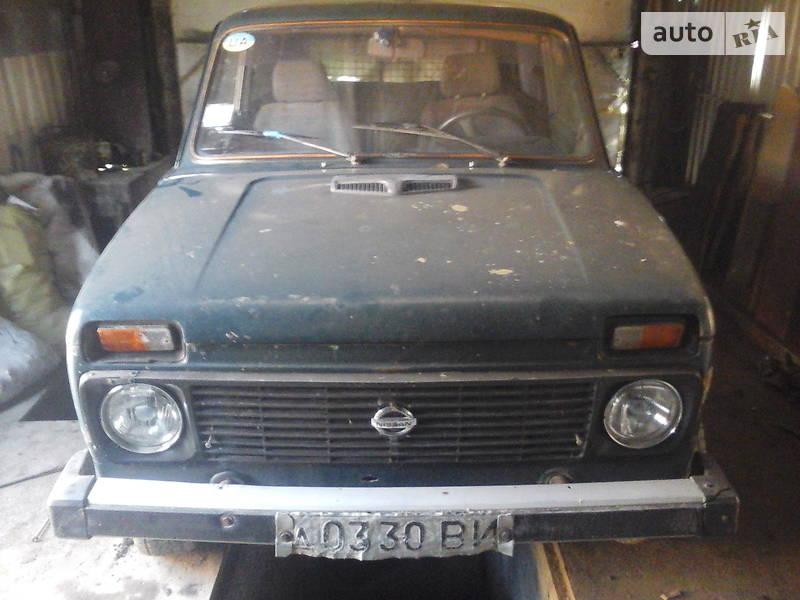 ВАЗ 2121 1988 в Деражне