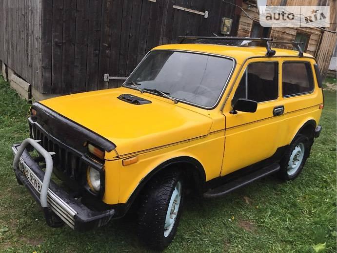 ВАЗ 2121 1980 в Косове