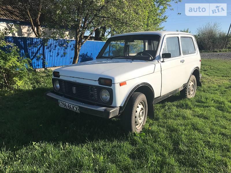 ВАЗ 2121 1988 в Володарке