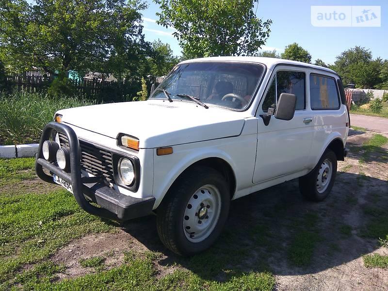 ВАЗ 2121 1990 в Золотоноше