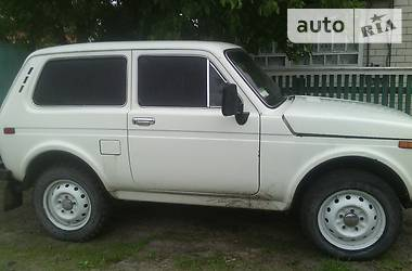 ВАЗ 2121 1994 в Коропе