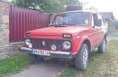 ВАЗ 2121 1990 в Олевске