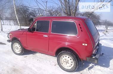 ВАЗ 2121 1986 в Черновцах