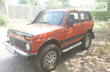 ВАЗ 2121 1982 в Дніпрі