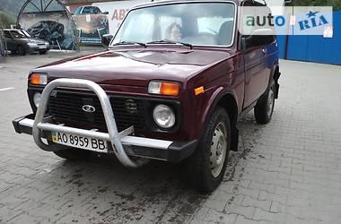 ВАЗ 2121 2012 в Рахове