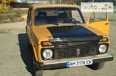 ВАЗ 2121 1982 в Олевске
