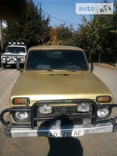 Lada (ВАЗ) 2121 1985 года в Ужгороде