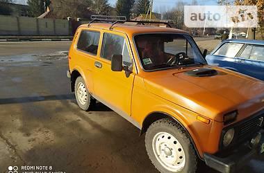 ВАЗ 2121 1982 в Богуславе