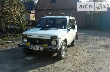 ВАЗ 2121 1988 в Луцке