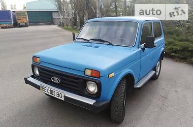 ВАЗ 2121 1988 в Николаеве