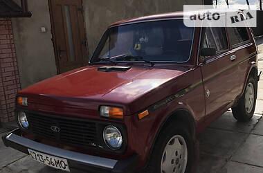 ВАЗ 2121 1987 в Черновцах