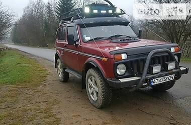 ВАЗ 2121 1990 в Рожнятове