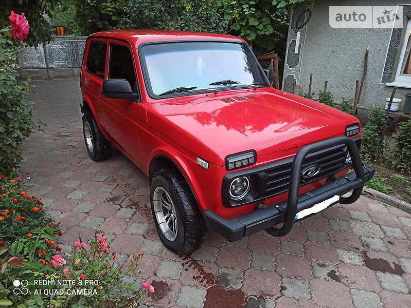 ВАЗ 2121 1981 в Баре