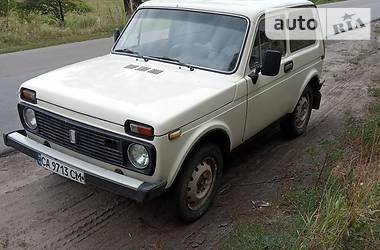 ВАЗ 2121 1989 в Черкассах
