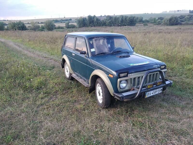 ВАЗ 2121 2000 в Хмельницком